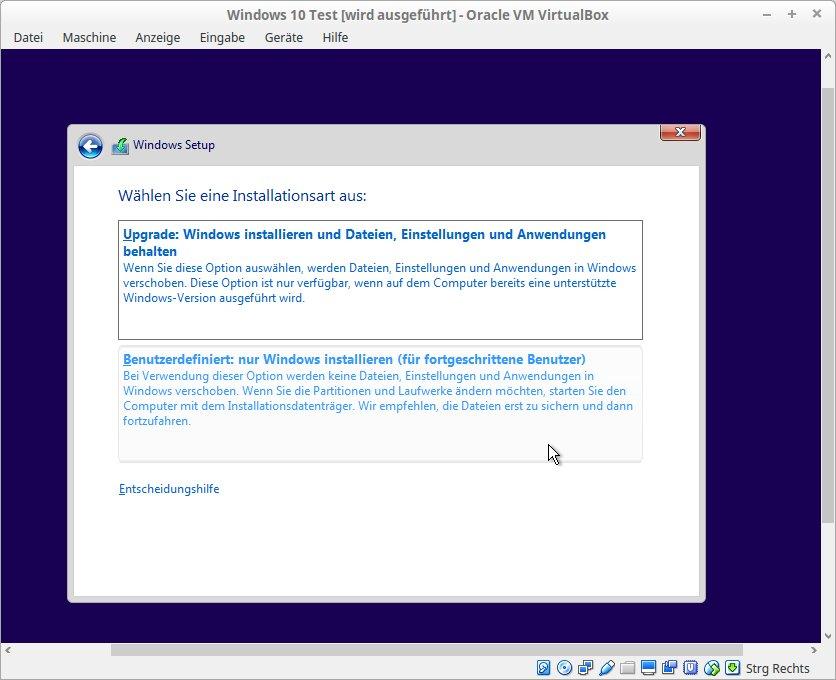 Windows 10 Test [wird ausgeführt] - Oracle VM VirtualBox_015